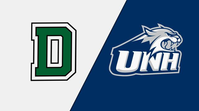 Dartmouth vs. New Hampshire (M Hockey)