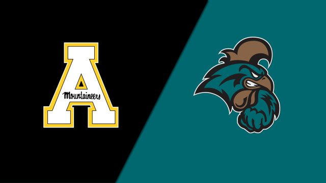 Appalachian State vs. Coastal Carolina (W Basketball)