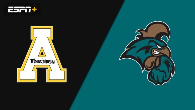 Appalachian State vs. Coastal Carolina (M Basketball)
