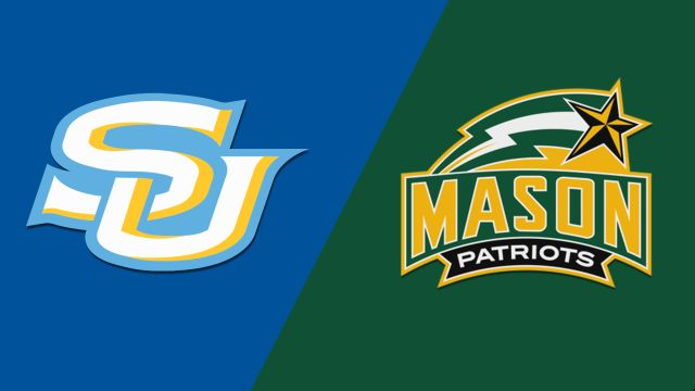 Southern vs. George Mason (M Basketball)