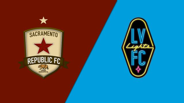 Sacramento Republic FC vs. Las Vegas Lights FC (United Soccer League)
