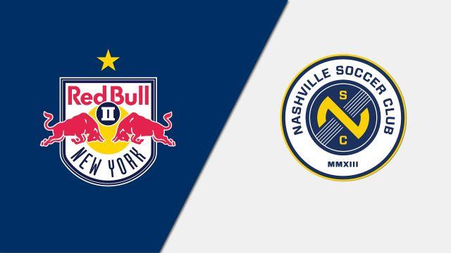 New York Red Bulls II vs. Nashville SC (United Soccer League)