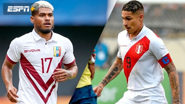 Venezuela vs. Peru (Group Stage) (Copa America)