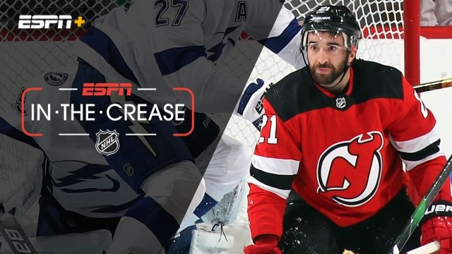 Thu, 10/31 - In the Crease: Palmieri's hat trick enough?