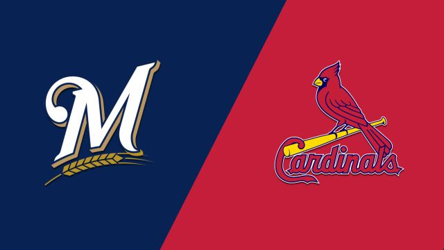 Milwaukee Brewers vs. St. Louis Cardinals