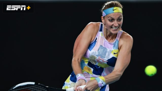 (7) Kvitova vs. Badosa (Women's Second Round)