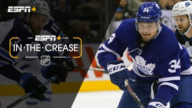 Thu, 1/9 - In the Crease: Matthews reaches 30 goal mark