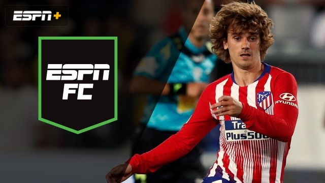 Wed, 6/19 - ESPN FC: What's next for Antoine Griezmann?