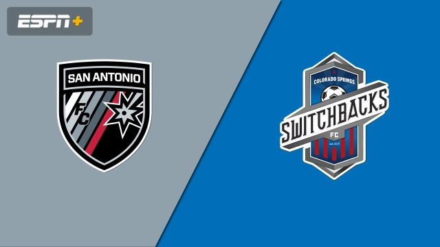 San Antonio FC vs. Colorado Springs Switchbacks FC (USL Championship)