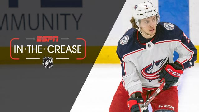 Thu, 4/11 - In the Crease: Blue Jackets look to make history