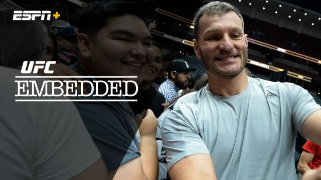 UFC 241 Embedded (Ep. 5)