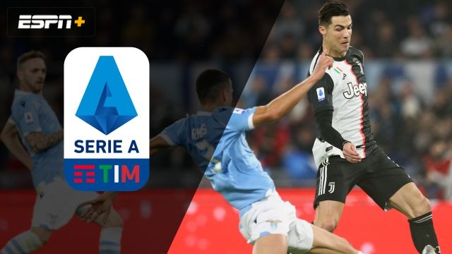 Sun, 12/8 - Serie A Weekly Highlight Show: Red card decides Juve-Lazio