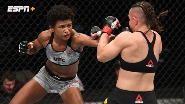 Ariane Carnelossi vs. Angela Hill (UFC Fight Night)