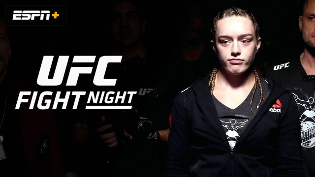 UFC Fight Night Pre-Show: de Randamie vs. Ladd