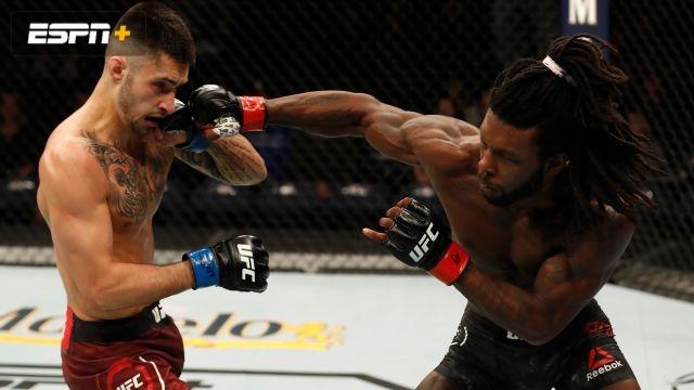 UFC Fight Night presented by Toyo Tires: Dos Anjos vs. Lee (Prelims)