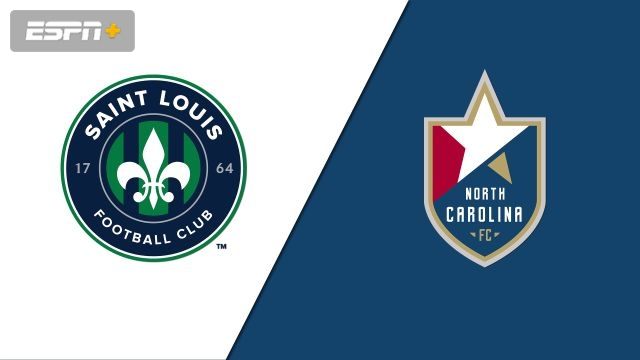 Saint Louis FC vs. North Carolina FC (USL Championship)