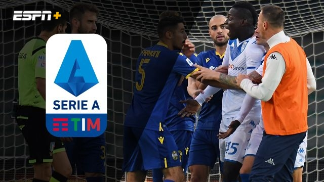 Sun, 11/3 - Serie A Weekly Highlight Show: Verona-Brescia match halted