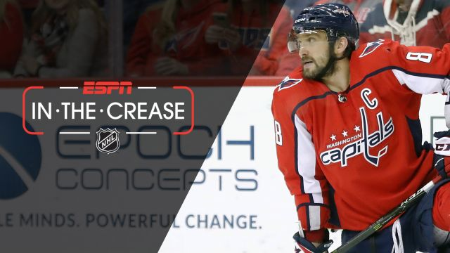 Sat, 12/15 - In the Crease: Ovechkin extends point streak