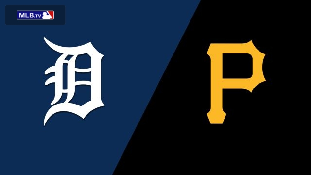 Detroit Tigers vs. Pittsburgh Pirates