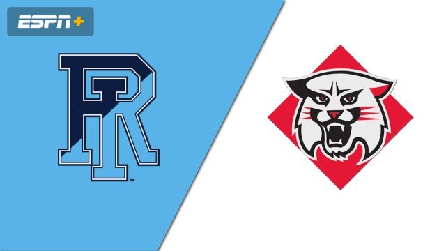 Rhode Island vs. Davidson (W Volleyball)