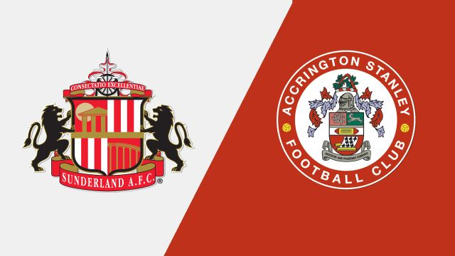 Sunderland vs. Accrington Stanley (English League One)
