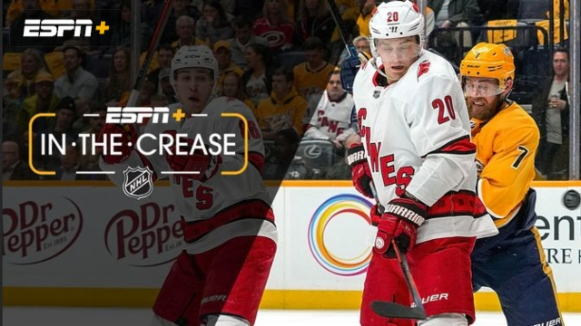 Wed, 2/19 - In the Crease: Aho eyes extending point streak