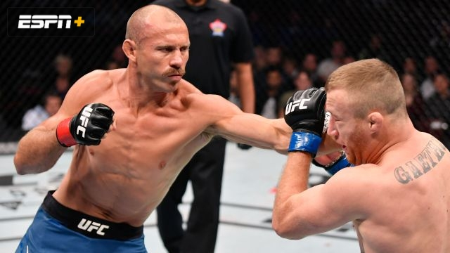 In Spanish - Cowboy Cerrone vs. Justin Gaethje (UFC Fight Night)