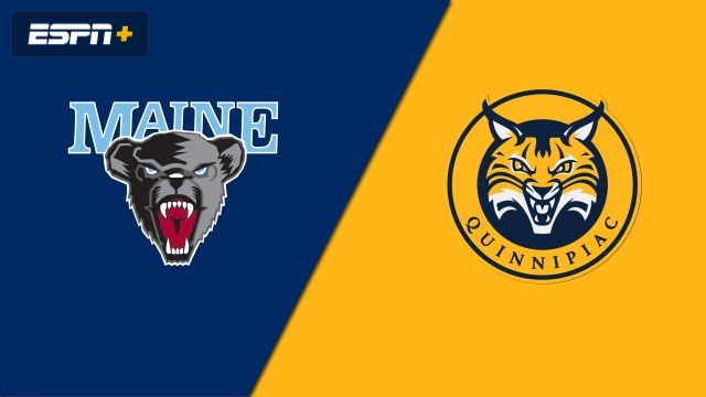 Maine vs. Quinnipiac (M Hockey)