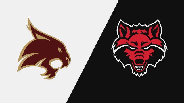 Texas State vs. Arkansas State (M Basketball)
