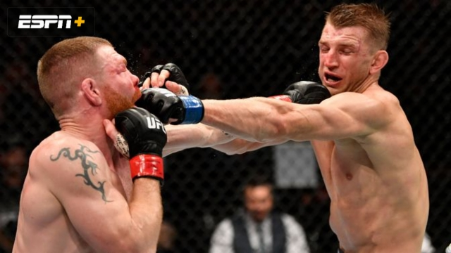 In Spanish - Paul Felder vs. Dan Hooker (UFC Fight Night: Felder vs. Hooker)
