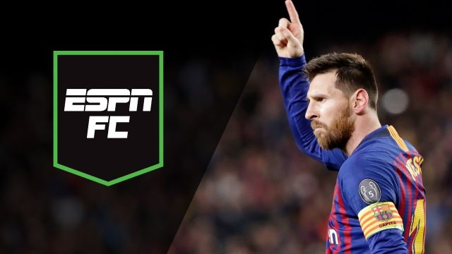 Thu, 5/2 - ESPN FC: Is Messi the GOAT?