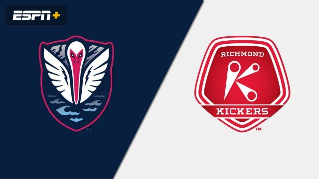 Tormenta FC vs. Richmond Kickers (USL League One)