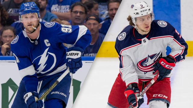 Tampa Bay Lightning vs. Columbus Blue Jackets
