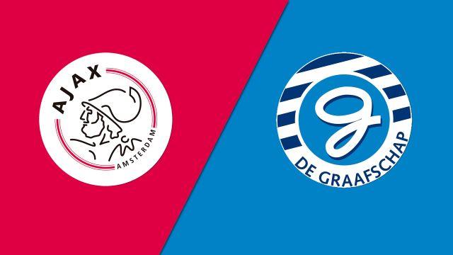 Ajax vs. de Graafschap (Eredivisie)