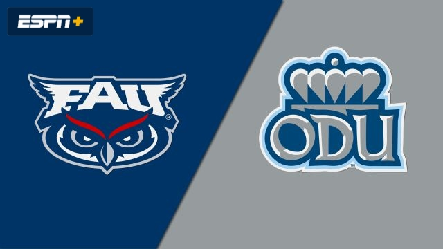 Florida Atlantic vs. Old Dominion (M Basketball)