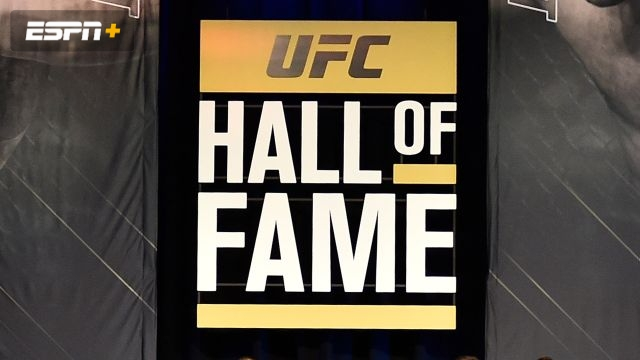 2019 UFC Hall of Fame Induction Ceremony