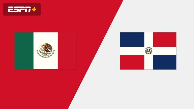 Mexico vs. Dominican Republic (Group Phase)