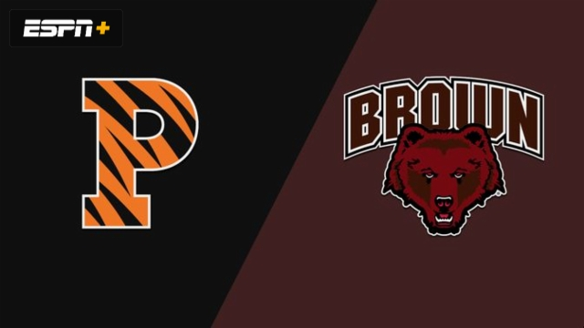 Princeton vs. Brown (W Basketball)