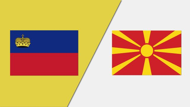 Liechtenstein vs. FYR Macedonia