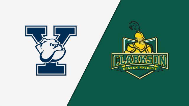 Yale vs. #6 Clarkson (W Hockey)