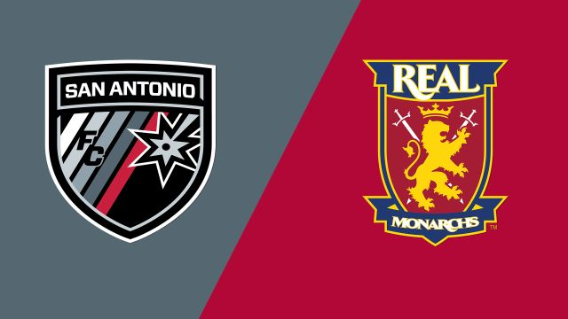 San Antonio FC vs. Real Monarchs SLC