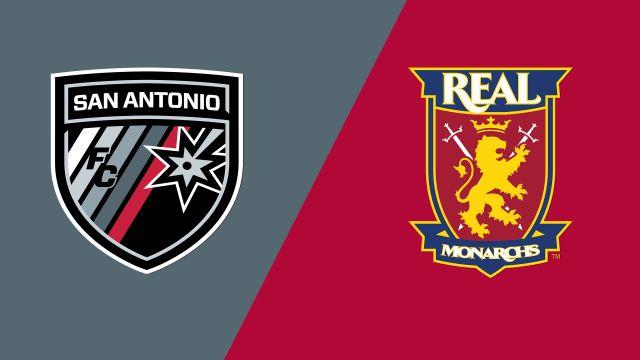 San Antonio FC vs. Real Monarchs SLC