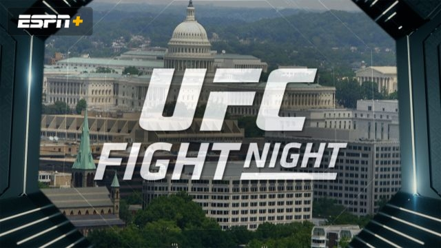 UFC Fight Night Pre-Show: Overeem vs. Rozenstruik