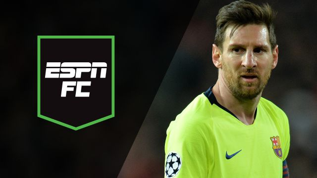 Mon, 4/15 - ESPN FC: Looking ahead to UCL clashes