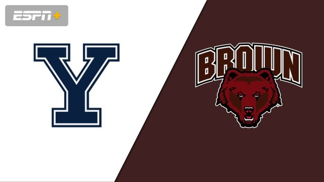 Yale vs. Brown (W Hockey)