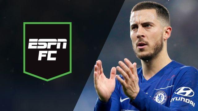 Mon, 4/8 - ESPN FC: Hazard wreaks havoc