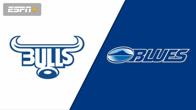 Bulls vs. Blues (Super Rugby)
