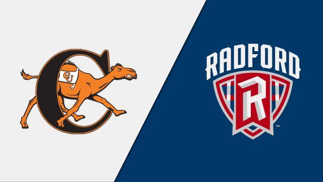 Campbell vs. Radford (W Lacrosse)