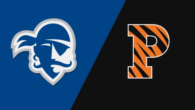 Seton Hall vs. Princeton (W Basketball)