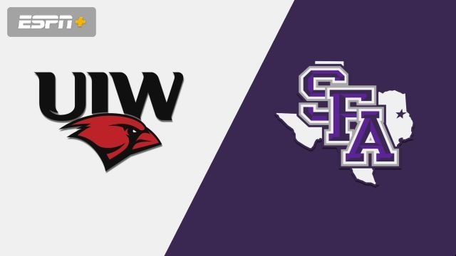 UIW vs. Stephen F. Austin (M Basketball)